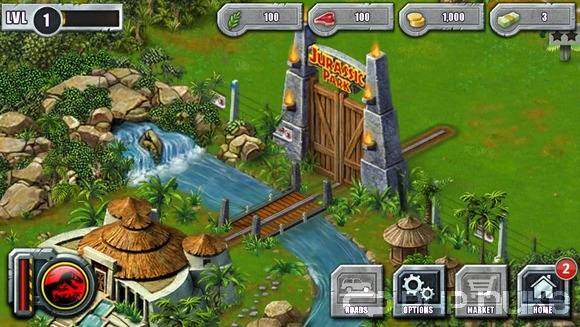 Jurassic Park Game Free Download - multiprogramkeep